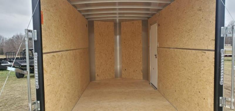 2021 H&H 7X14 TANDEM 7K CARGO W/7 FT HEIGHT