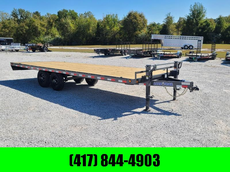 2021 Load Trail 102 x 24 Deck Over Pintle Hook