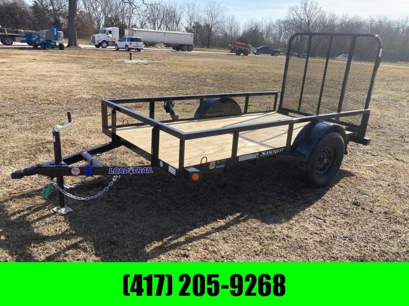 2021 Load Trail 60x10 Single Axle Utility Trailer