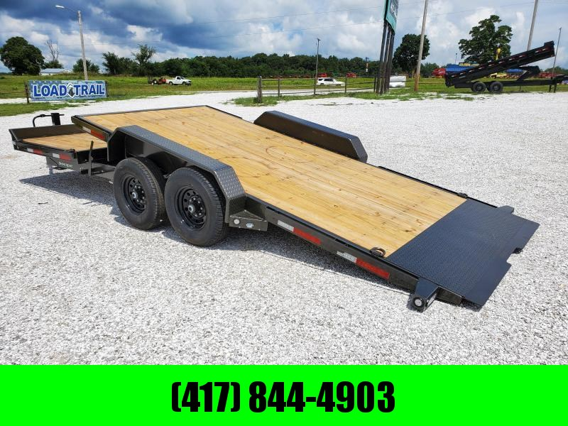 2021 MAXXD GRAVITY TILT Equipment Trailer