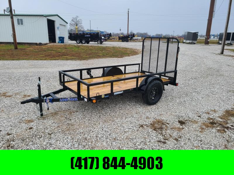 "2021 Load Trail 60"" x 10' Single Axle (2"" x 3"" Angle Frame)"