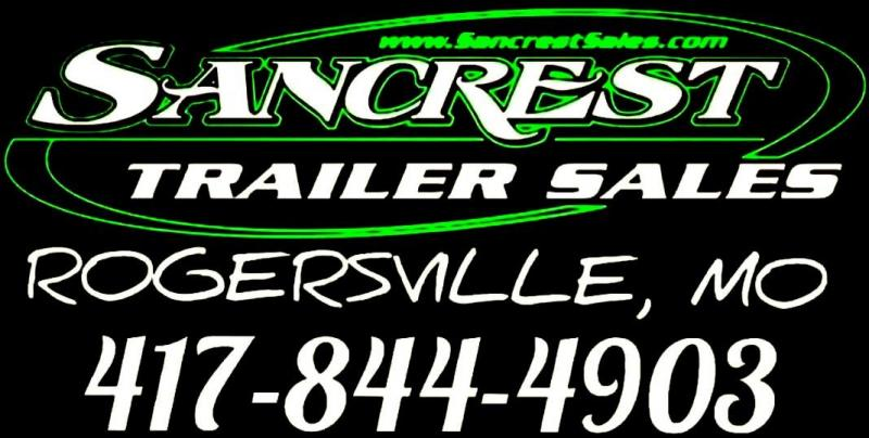 2022 Load Trail 83x14 Tandem  Utility Trailer W/ Removable Sides & Fenders