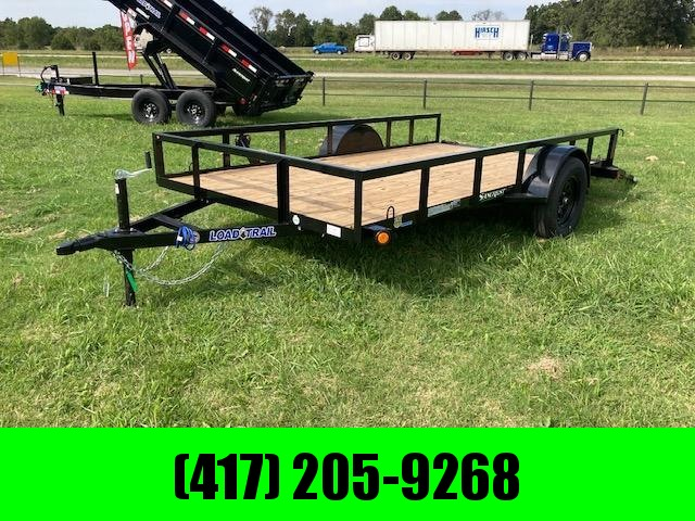 2021 Load Trail Single Axle Utility Trailer