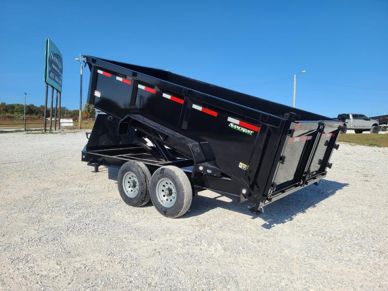 2021 MAXXD 83 X 14 I-Beam Dump  14K