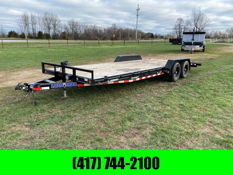 2020 Load Trail 83X22 CARHAULER W / SLIDE IN RAMPS