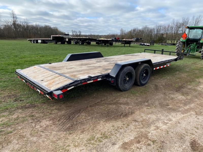 2020 Load Trail 83X22 CARHAULER W / SLIDE IN RAMPS