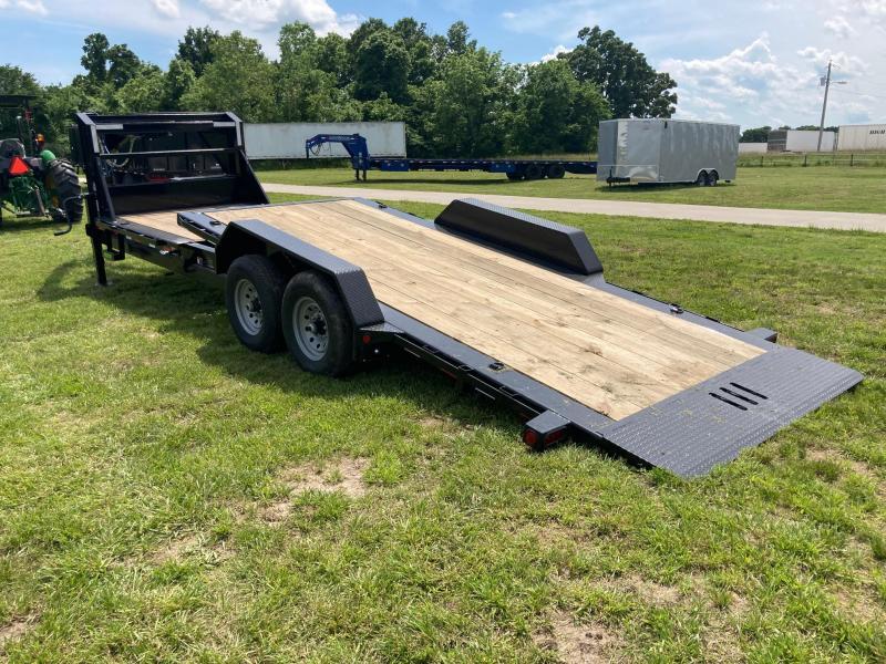 2021 Load Trail 83x24 Tandem GN Tilt-N-Go Equipment Trailer