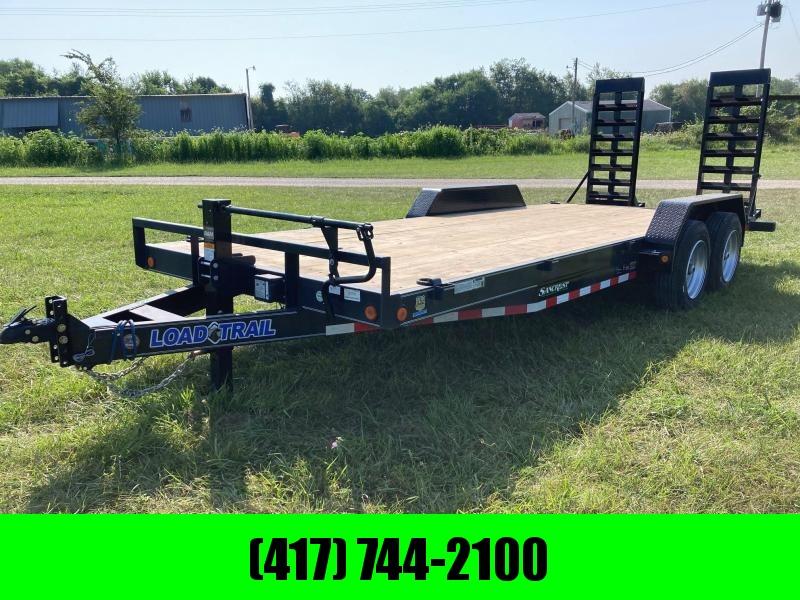 2021 Load Trail 83X20 TANDEM 16K CARHAULER W/ STAND UP RAMPS