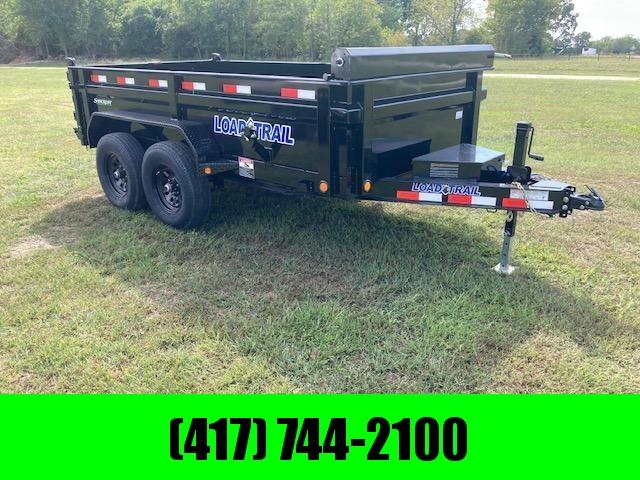2021 Load Trail 72x12 14K Tandem Axle Dump Trailer