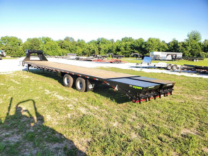"2020 Load Trail 102"" x 40' Tandem Heavy Duty Gooseneck w/Under Frame Bridge & Pipe Bridge 12000 Lb Dexter Sprg Axles (2 Hyd Disc Brakes)(HDSS)"
