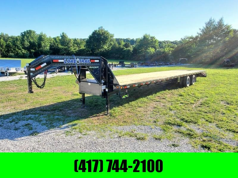 "2020 Load Trail 102"" x 40' Tandem Heavy Duty Gooseneck w/Under Frame Bridge & Pipe Bridge 12000 Lb Dexter Sprg Axles (2 Hyd Disc Brakes)(HDSS)"