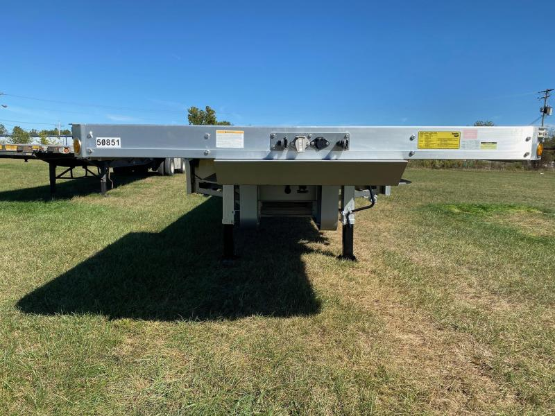 2021 Reitnouer Trailers Big Bubba Drop Deck Flatbed Trailer