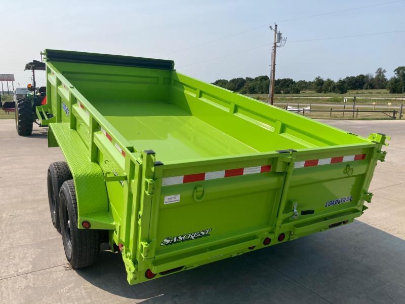 2022 Load Trail 83x14 Tandem 14K Dump Trailer