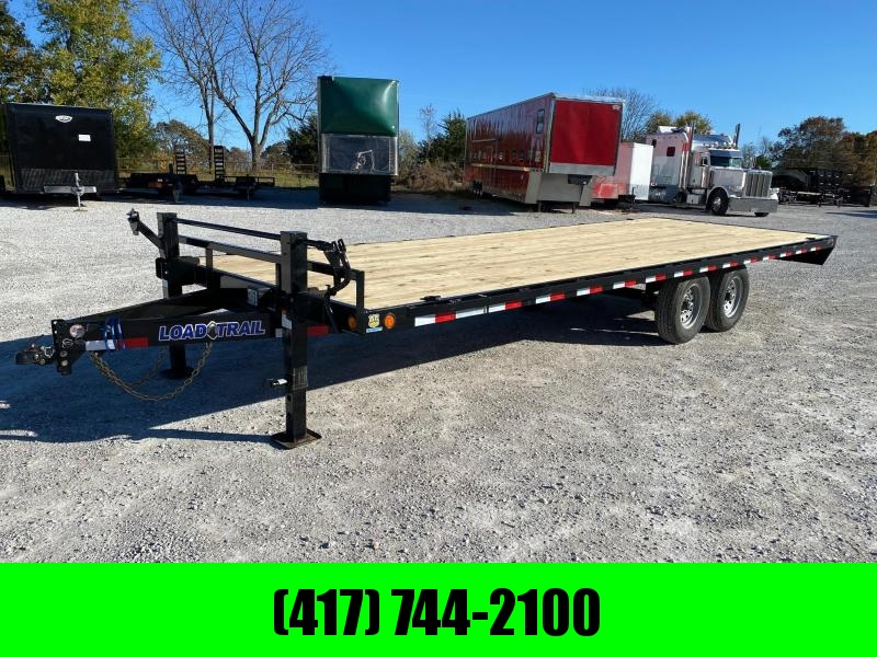 2021 Load Trail 102X24 DECK OVER