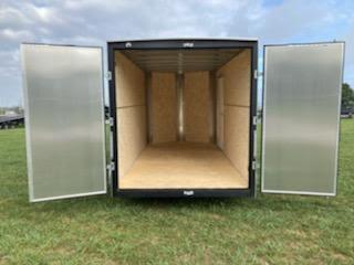 2022 H&H 7X7X14 TANDEM 10K CARGO W/BARN DOORS