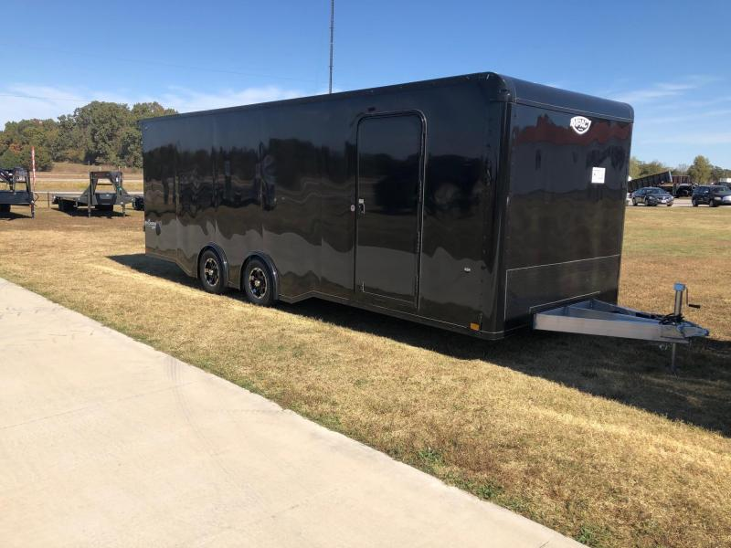 2021 Impact Trailers 8.5x24 Tandem Enclosed Cargo Trailer