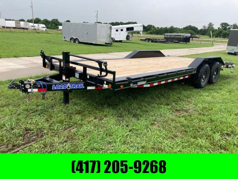 2021 Load Trail 102x22 Tandem Equipment Trailer