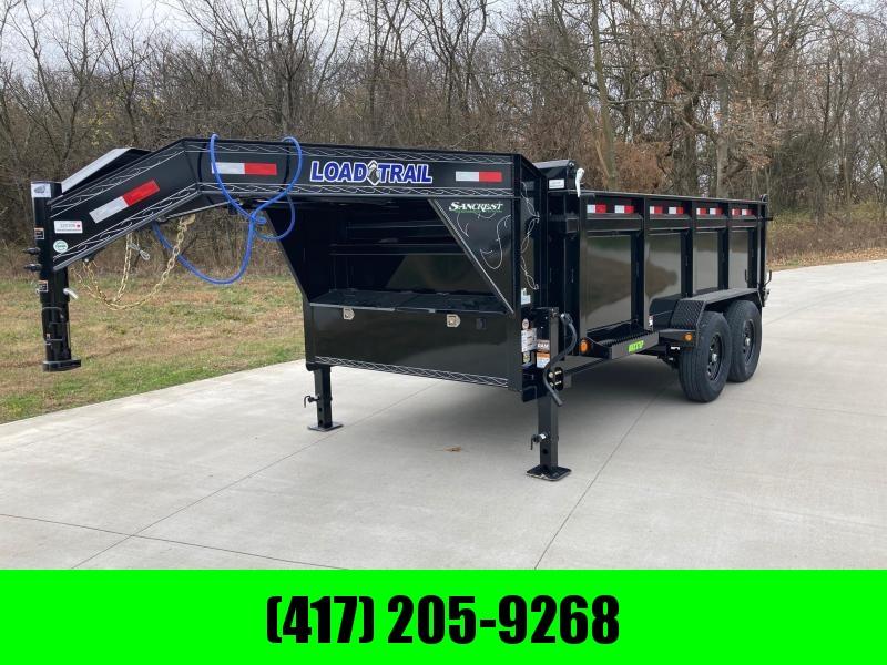 2021 Load Trail 83x14 Tandem GN Dump Trailer