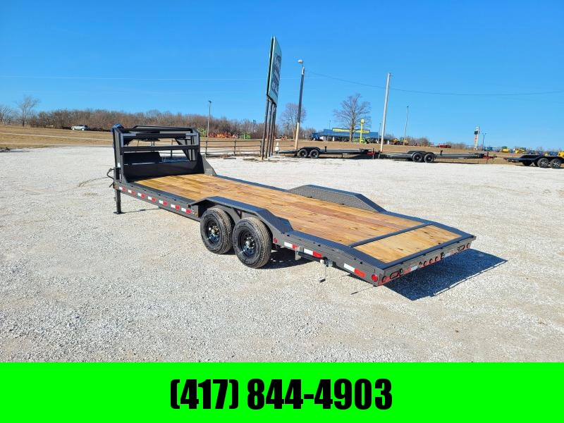 2021 Load Trail 102X24 TANDEM 14K GN EQUIPMENT HAULER