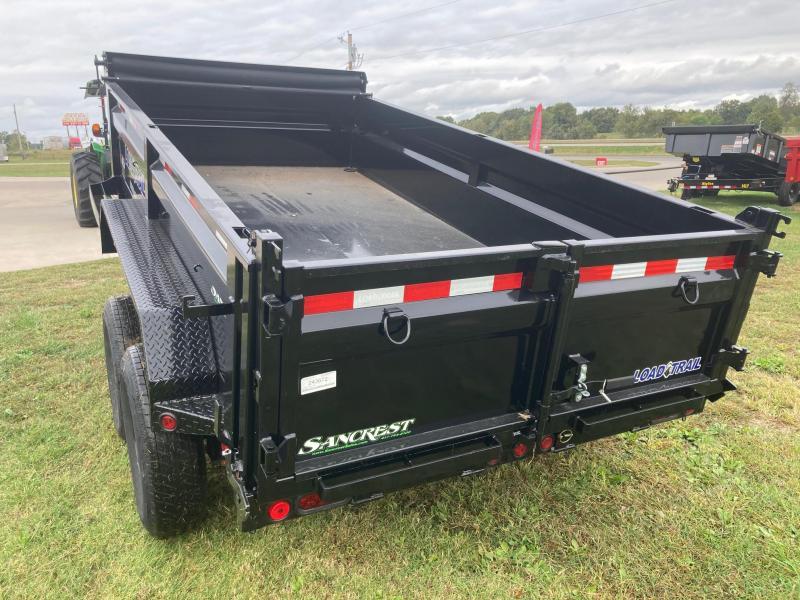 2022 Load Trail 72x12 Tandem 14K Dump Trailer