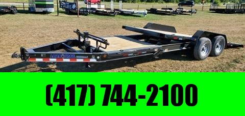 2021 Load Trail 83X22 TANDEM 14K TILT-N-GO HAULER W/6' STATIONARY DECK