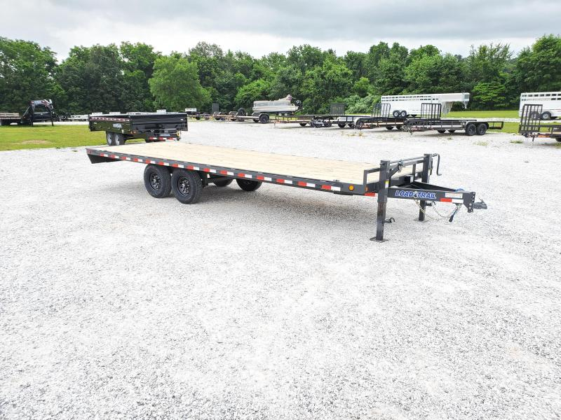 """2020 Load Trail 102"""" x 24' Deck Over Pintle Hook"""