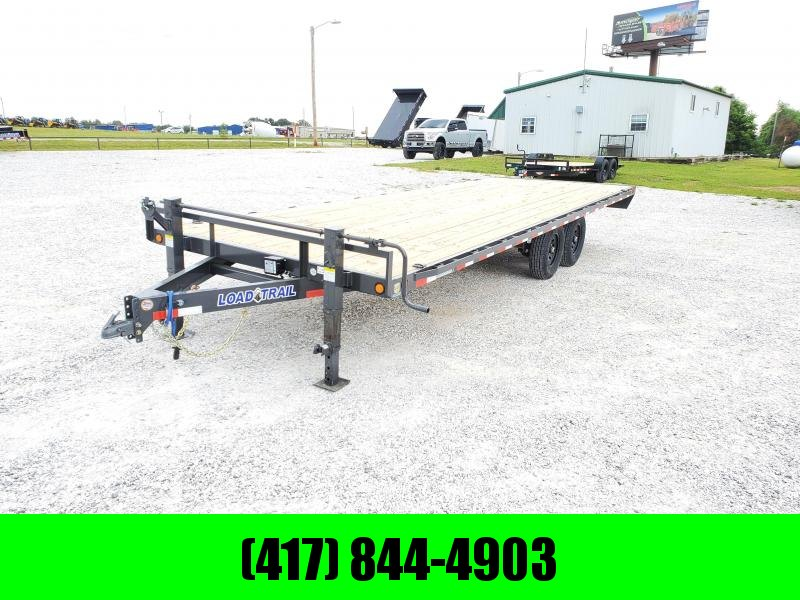 "2020 Load Trail 102"" x 24' Deck Over Pintle Hook"