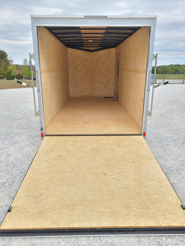2021 Impact Trailers 7'X16'' TANDEM 7K CARGO