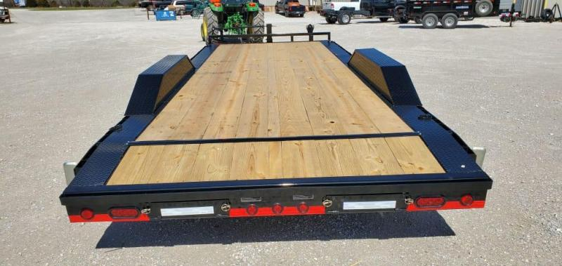 2021 Load Trail 102X22 TANDEM 14K CAR HAULER W/SLIDE OUT RAMPS