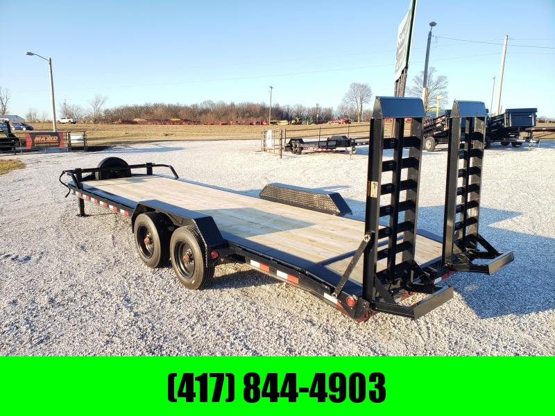 2020 Load Trail 82X24 TANDEM 20K EH EQUIPMENT HAULER