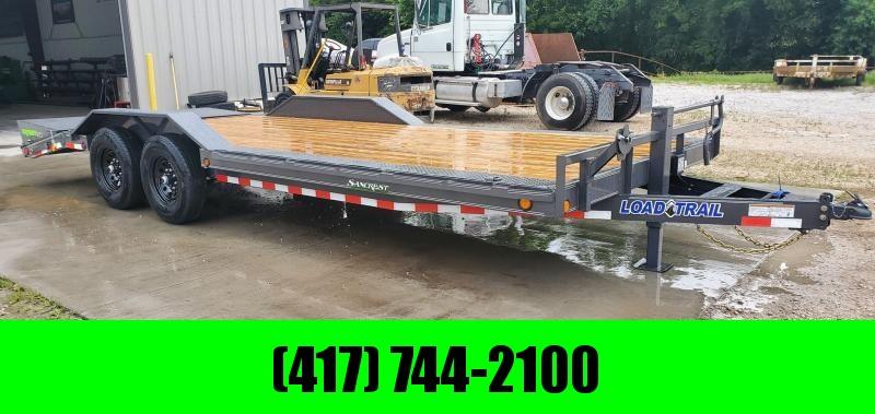 2021 Load Trail 102X22 TANDEM 14K CAR HAULER W/MAX RAMPS