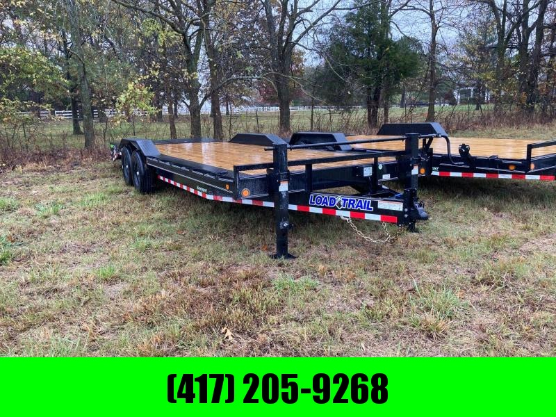 2021 Load Trail Tandem 102x24 14K Equipment Trailer