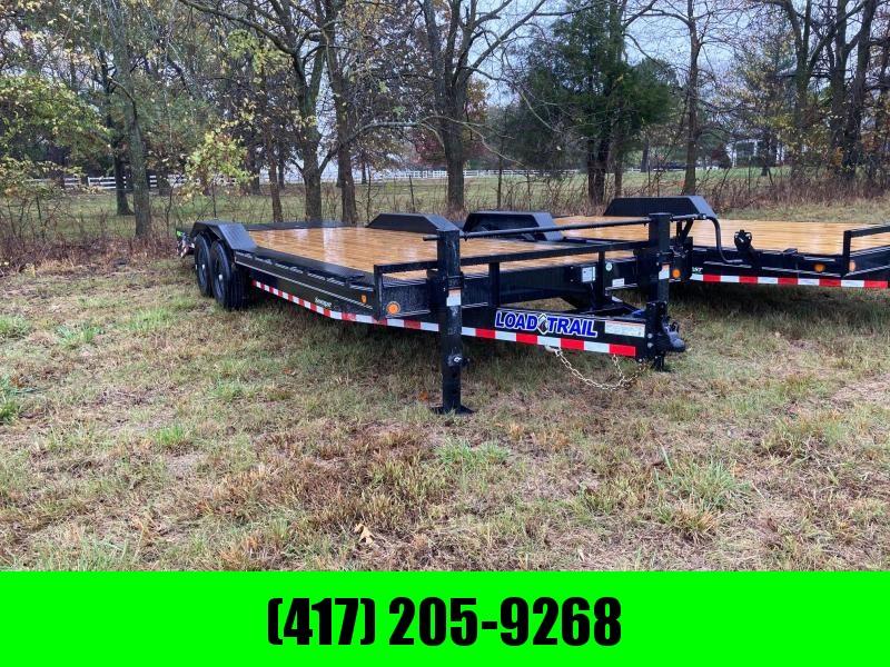 2021 Load Trail Tandem 102x24 16K Equipment Trailer