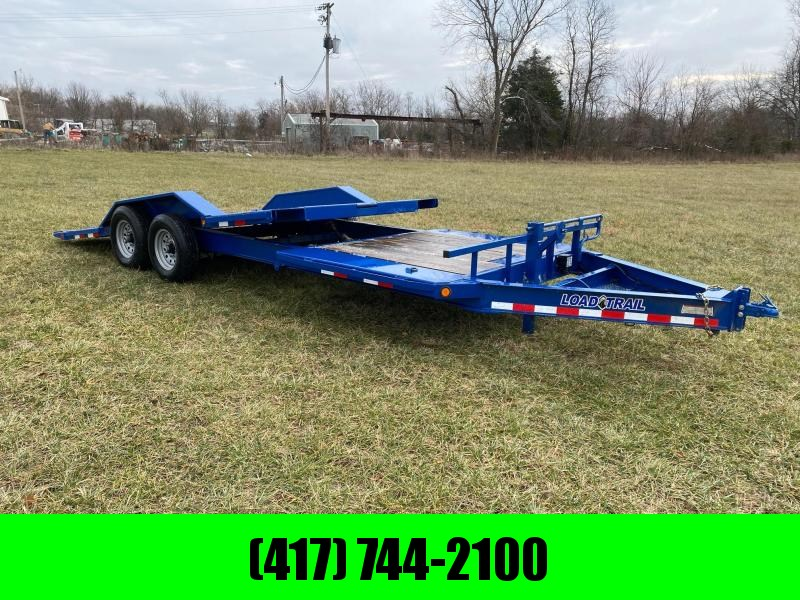 2020 Load Trail 102x22 Tilt N Go 14k Equipment Trailer