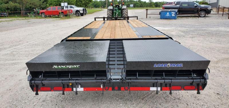 2021 Load Trail DECKOVER W/10K ELEC. MAX RAMPS & 14PLY