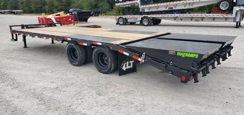 2021 Load Trail DECKOVER W/10K ELEC. MAX RAMPS