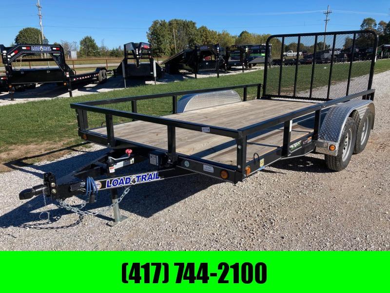 2022 Load Trail 83X14 TANDEM 7K UTILITY W/ 4' FOLD GATE