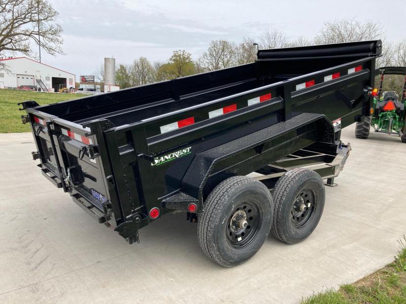 2021 Load Trail 72x12 Tandem 10K Dump Trailer