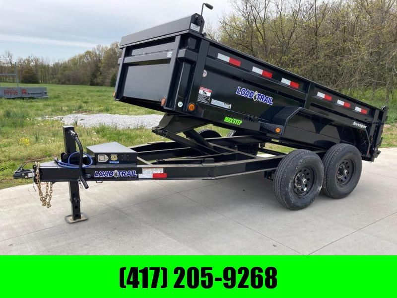 2021 Load Trail 72x12 Tandem 10K Dump Trailer