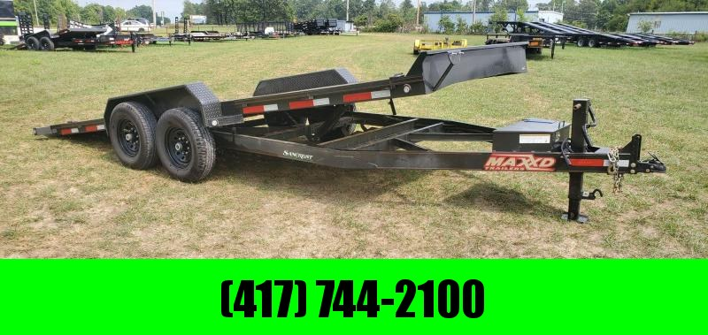 2019 MAXXD 83X20 TANDEM 14K T6X POWER TILT W/WIRELESS & SOLAR