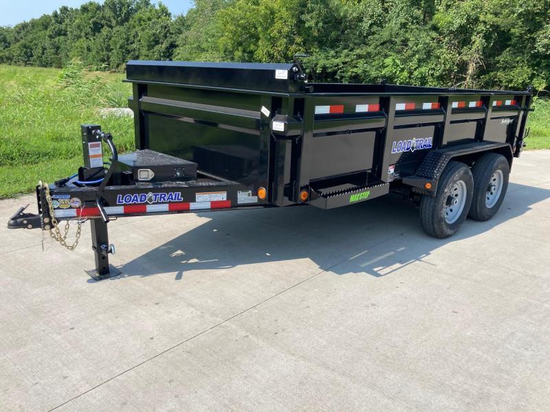 2022 Load Trail 83x14 Tandem Dump Trailer
