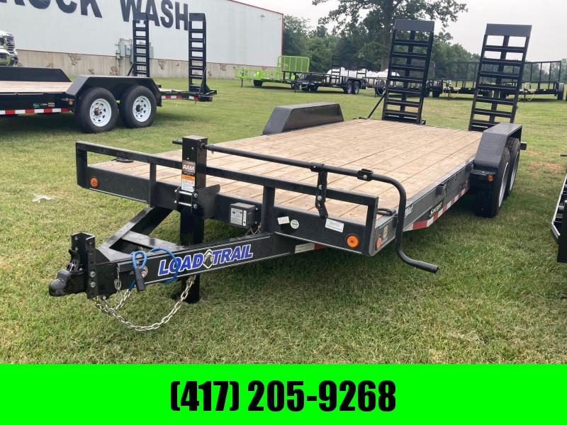 2021 Load Trail 83x20 Tandem 16K Equipment Trailer