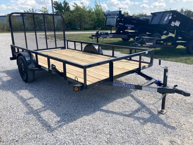 2022 Load Trail 77X12 SINGLE 3.5K UTILITY W/ 4FT FOLD GATE