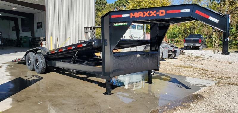 2021 MAXXD 102X24 TANDEM 14K GN T8X POWER TILT