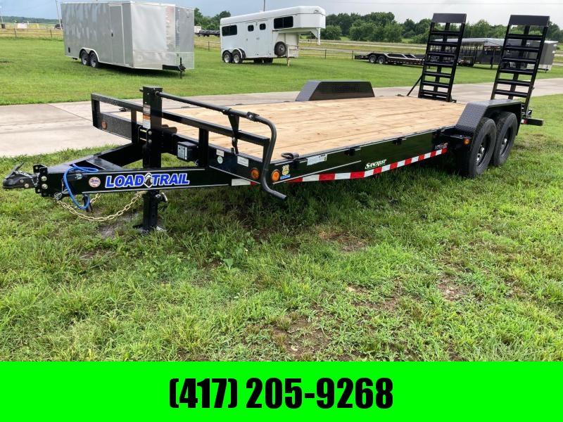 2021 Load Trail 83x22 Tandem 14K Equipment Trailer
