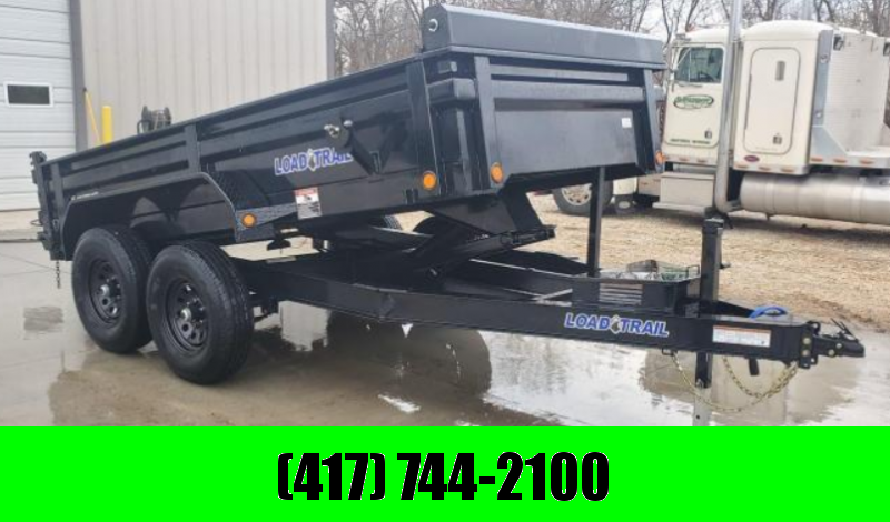 RENTAL BILLINGS - 2020 LOAD TRAIL DUMP 72X12