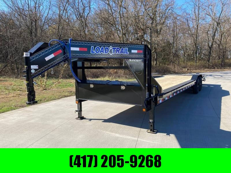 2021 Load Trail 102x30 Tandem 14K GN Carhauler/ Equipment Trailer