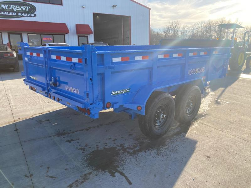 2021 Load Trail 83x14 Tandem Dump Trailer