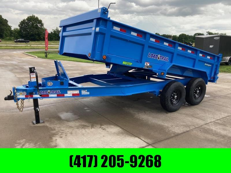 2021 Load Trail 83x14 Tandem 14K Dump Trailer