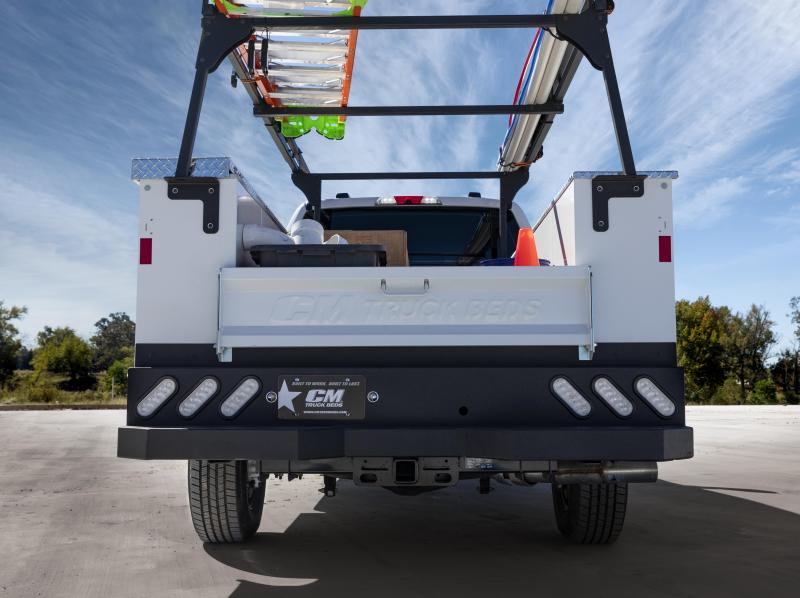2021 CM Truck Beds SB Steel Service Body